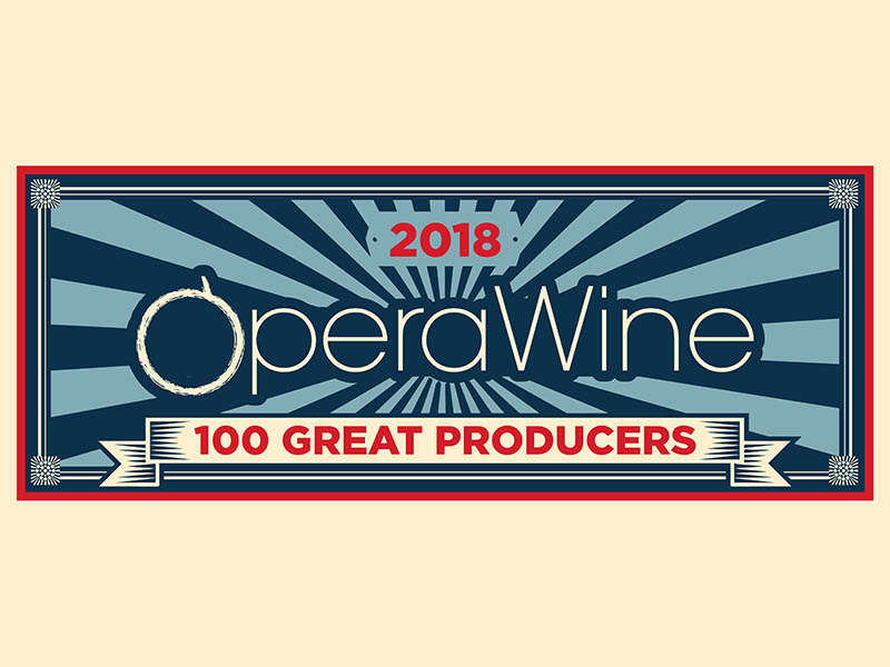 OperaWine 2018 - 100 Great Producers