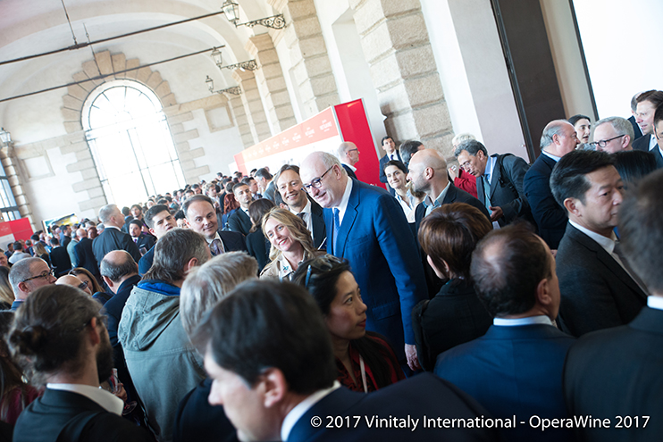 OperaWine 2017 - Galleria dell'evento