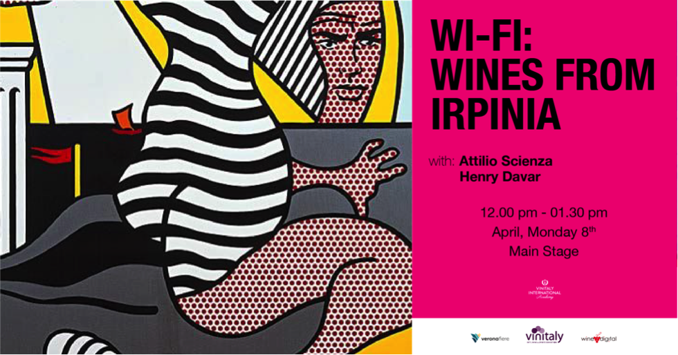 Wi-FI: wines from Irpinia