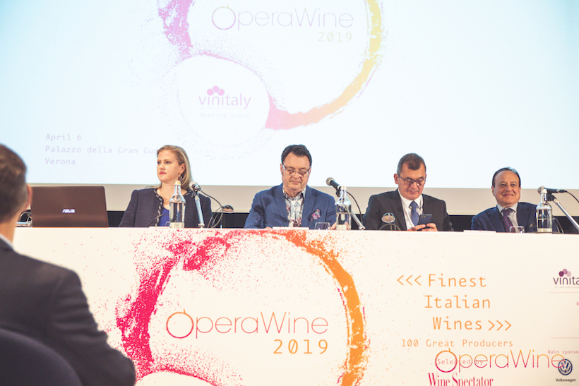 OperaWine 2019 - The conference