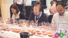 5StarWines judges during the blind tasting